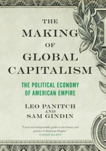 ساختن سرمایهداری جهانی، آخرین کتاب لئو پانیچ و سام گیندین است. در این کتاب تحلیلی از نخستین بحران بزرگ اقتصادی قرن بیستمویکم ارائه میشود.در این کتاب بحث میشود که کانون منازعات اجتماعی همچنان در درون کشورهاست نه میان آنها.