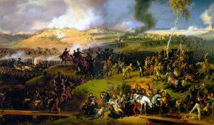 نبرد مسکو، سپتامبر 1812، اثر لویی لوژن