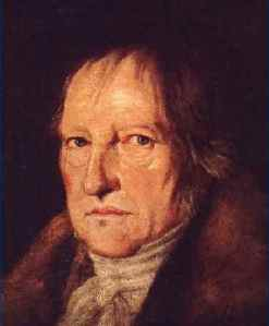 گئورگ ویلهلم فریدریش هگل (1770-1831)
