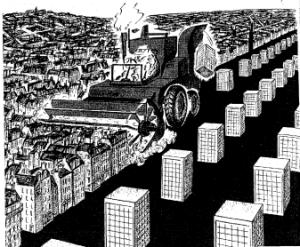 کاریکاتور ژان فرانسوا باتلیه