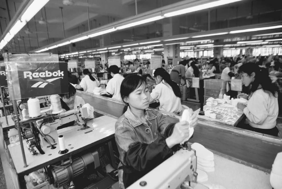 globalization of production in the textile 2 economic aspects of the textile and clothing industry gvc global value chain ilo international labour organisation imf international monetary fund.