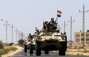 Egypt Army Threatens A Coup
