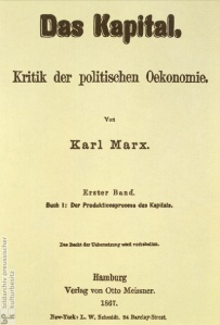 Personen / Politiker / Deutschland / Marx / Schriften