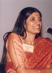 جایاتی گوش، اقتصاددان هندی و دانش آموخته کمبریج