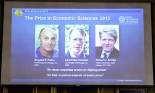 Nobel prize for economics winners
