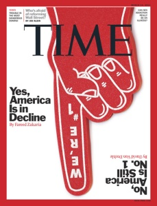 Time - America in decline