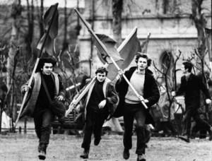 پاریس، مه 68