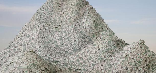 money-hoarding