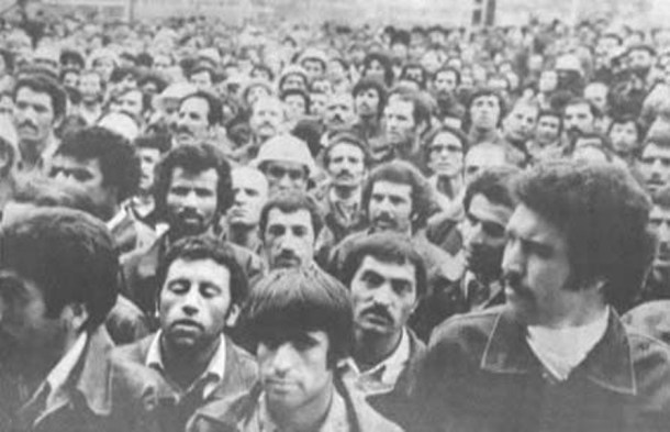 oil-workers-strike-Iran-78-79