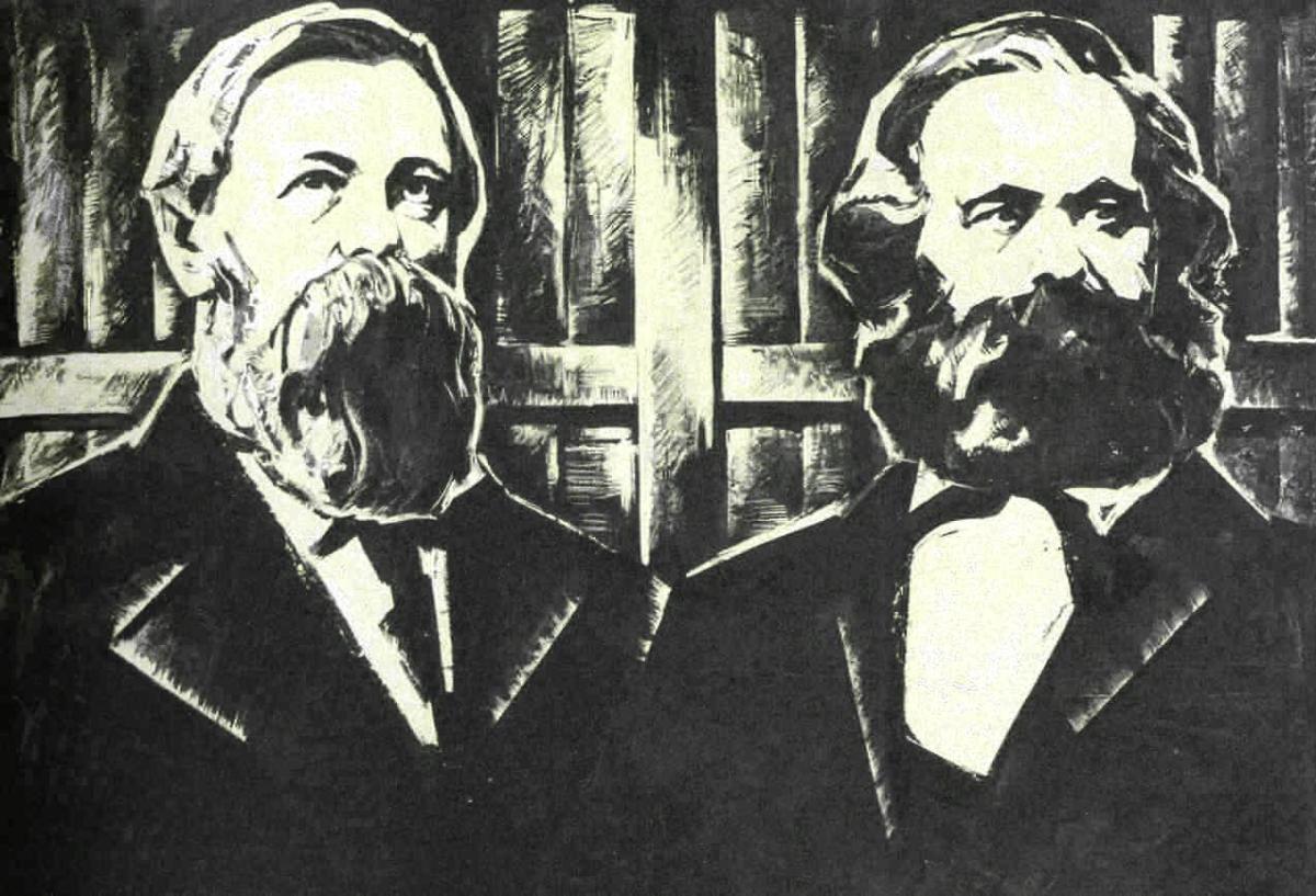 مارکس به قلم ماركس؟ / کارل اریش فولگراف و یورگن یونگنیکل / ترجمهی حسن مرتضوی