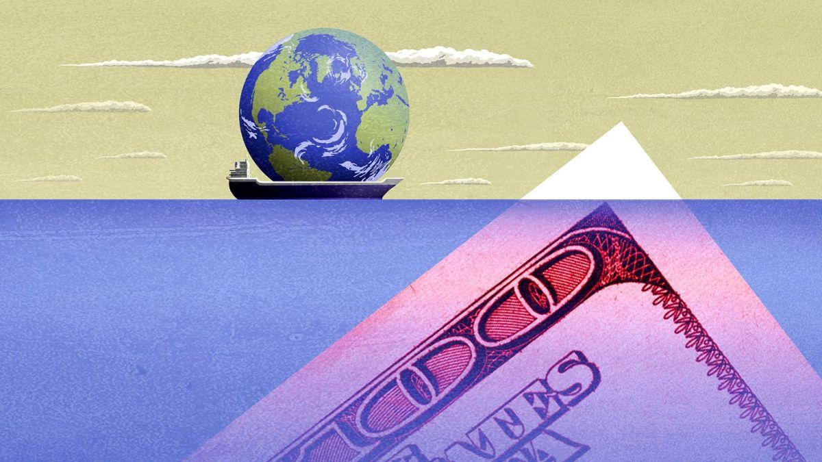 آیا بحران جهانی بدهی پیش روی ماست؟ / مایکل رابرتز / ترجمهی احمد سیف