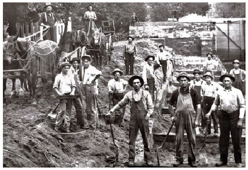 french workers